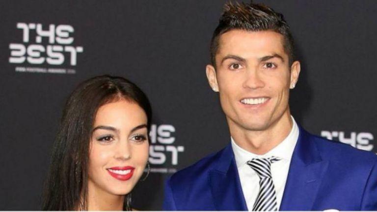 Cristiano y Georgina en The Best