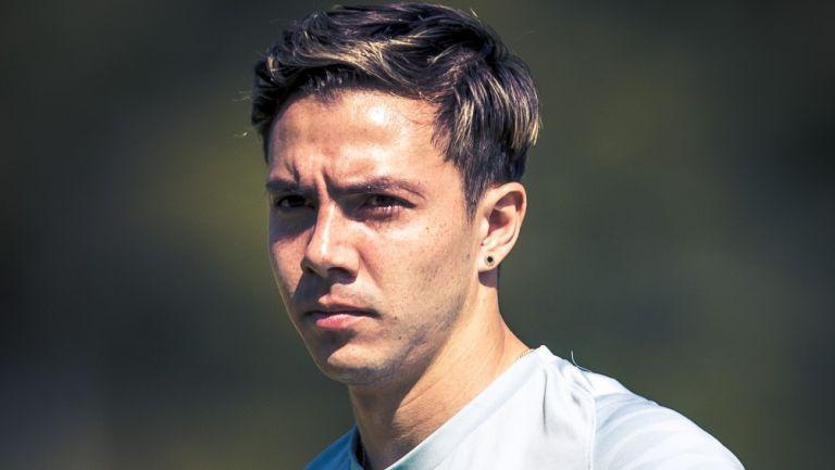 Sebastián Córdova regresa con el América tras jugar las Eliminatorias con el Tri