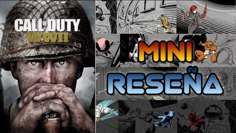 Embedded thumbnail for 3GB reseñan Call of Duty: WWII