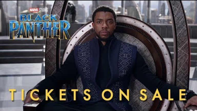 Embedded thumbnail for Black Panther emociona con su último trailer