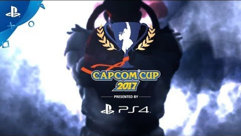 Embedded thumbnail for Capcom Cup 2017 coronará al mejor jugador de Street Fighter V