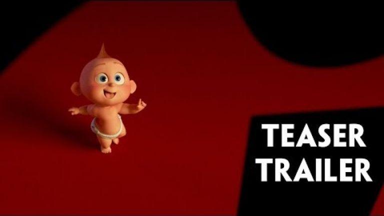 Embedded thumbnail for Disney Pixar lanza primer corto de 'Los Increíbles 2'