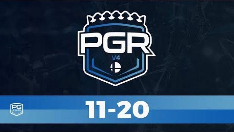 Embedded thumbnail for Los mejores jugadores de Smash Bros. WiiU - PGR V4 (20-11)
