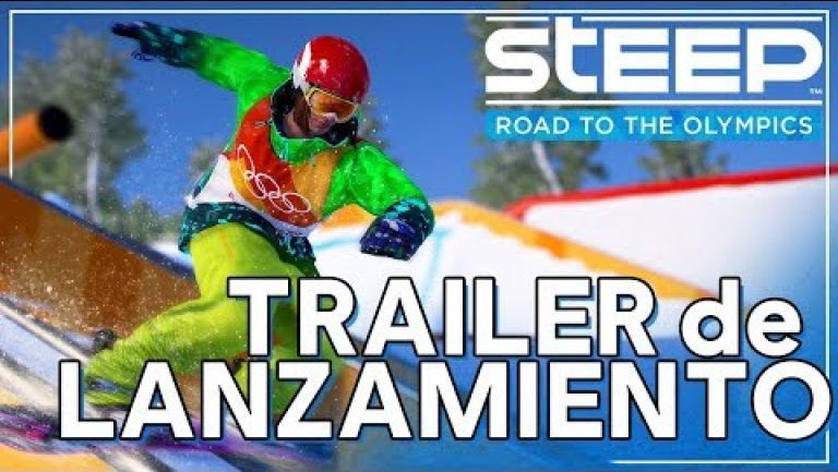 Embedded thumbnail for Deléitate con el nuevo trailer de Steep: Road to the Olympics