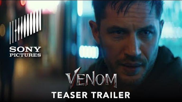 Embedded thumbnail for Revelan primer trailer de la película de 'Venom'