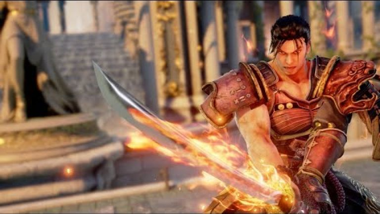 Embedded thumbnail for Namco sorprende con nuevo trailer de Soul Calibur VI