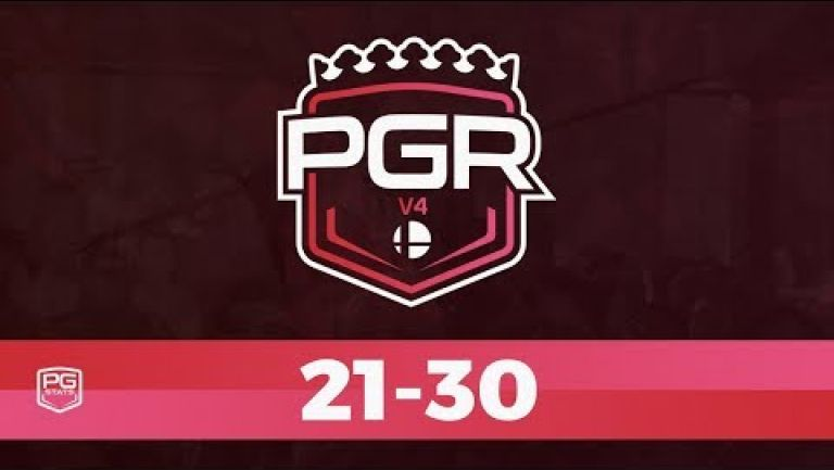 Embedded thumbnail for Los mejores jugadores de Smash Bros. WiiU - PGR V4 (30-21)