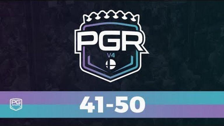 Embedded thumbnail for Los mejores jugadores de Smash Bros. WiiU - PGR V4 (50-41)